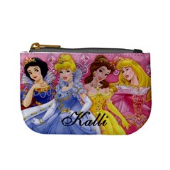 Kalli Princess By Marie Jingle   Mini Coin Purse   Th9cnq2rla3s   Www Artscow Com Front