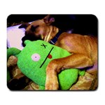 My Sleeping Beauty  - Large Mousepad