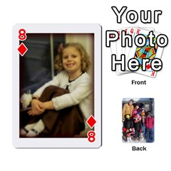 Ober Cards By Marjann   Playing Cards 54 Designs   U1j2i0jh2u7w   Www Artscow Com Front - Diamond8