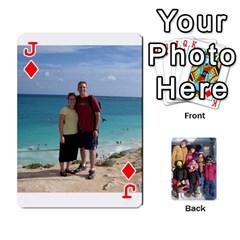 Jack Ober Cards By Marjann   Playing Cards 54 Designs   U1j2i0jh2u7w   Www Artscow Com Front - DiamondJ