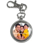 I got this for free from Arts Cow! :) - Key Chain Watch