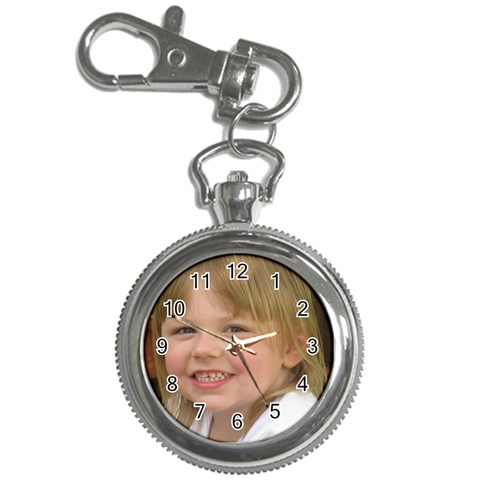 Abby Watch By Michelle Havens   Key Chain Watch   E5r7990urr3r   Www Artscow Com Front