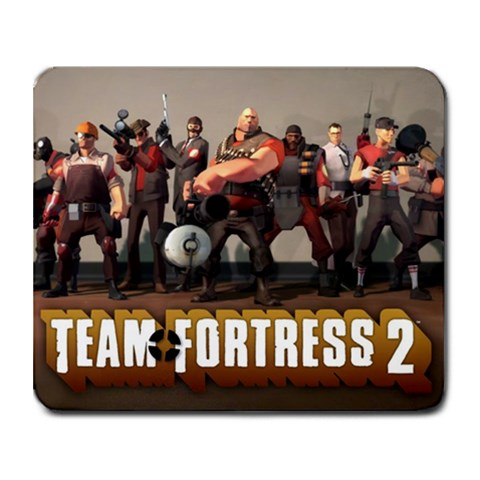 Tf2 By Conner Schaak   Collage Mousepad   Qb637vsp59r7   Www Artscow Com 9.25 x7.75 Mousepad - 1