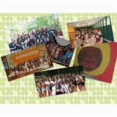 Cgl 2010 By Missie Pludo   Wall Calendar 11  X 8 5  (12 Months)   0mhdpjxu0mn4   Www Artscow Com Month