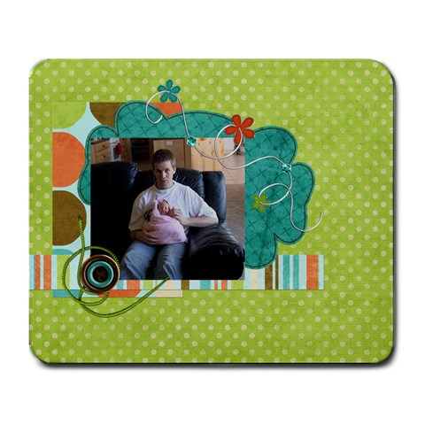 Rickymousepad By Sheena   Large Mousepad   0ghz5vd3upwa   Www Artscow Com Front