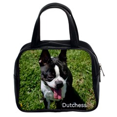 Dutch And Oreo By Tina Collins   Classic Handbag (two Sides)   Rnu1pw0pp503   Www Artscow Com Front