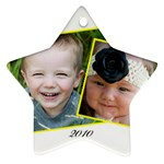 severson - Ornament (Star)
