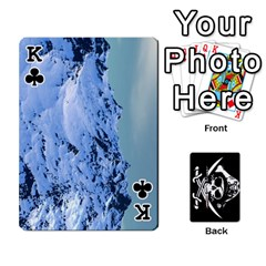 King Card Deck By Adrian Wilkinson   Playing Cards 54 Designs   7xmj9avsn9id   Www Artscow Com Front - ClubK