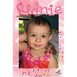 sydnie - 5.5  x 8.5  Notebook