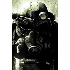 Notebook Fallout 3 By Sergio   5 5  X 8 5  Notebook   V1x56vfx2bg2   Www Artscow Com Front Cover