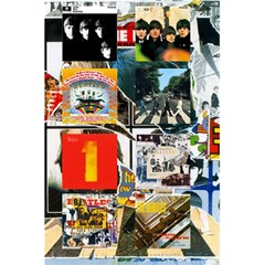 Beatles By Sergio   5 5  X 8 5  Notebook   Dlu22tg5r8t8   Www Artscow Com Back Cover Inside