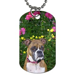 By  Chrissy Hels   Dog Tag (two Sides)   Qw48lbxea7b0   Www Artscow Com Front