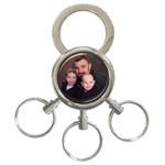 key chain - 3-Ring Key Chain