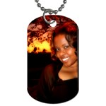 e - Dog Tag (One Side)