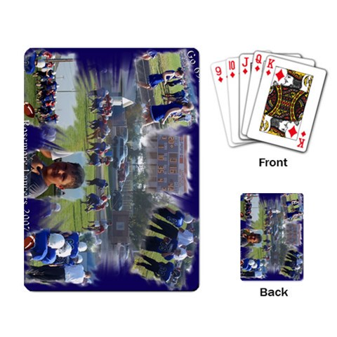 Alex s Cards By Anna Marie   Playing Cards Single Design   Twv4xl0a5qkt   Www Artscow Com Back