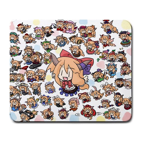 Suika Mouse Pad By Jackson   Large Mousepad   3mnfc9904ixs   Www Artscow Com Front