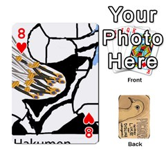 Randomcards By K Kaze   Playing Cards 54 Designs   Bynn6rsti2jj   Www Artscow Com Front - Heart8
