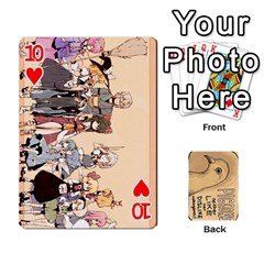 Randomcards By K Kaze   Playing Cards 54 Designs   Bynn6rsti2jj   Www Artscow Com Front - Heart10