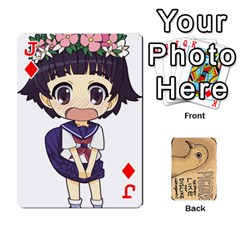 Jack Randomcards By K Kaze   Playing Cards 54 Designs   Bynn6rsti2jj   Www Artscow Com Front - DiamondJ