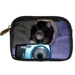 camera - Digital Camera Leather Case