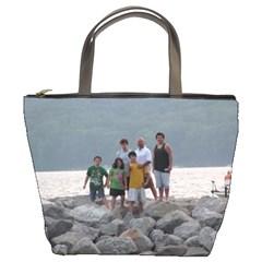 Bucket Bag By Pam Bartolotto   Bucket Bag   0rw3akcarsrq   Www Artscow Com Front