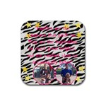 Rubber Coaster (Square)