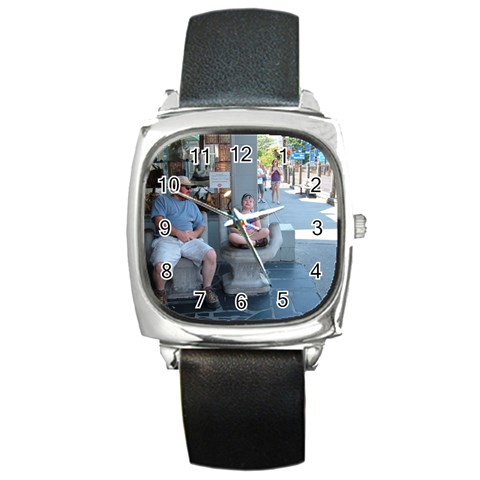 By Debbie   Square Metal Watch   Sa69c8ebksv1   Www Artscow Com Front