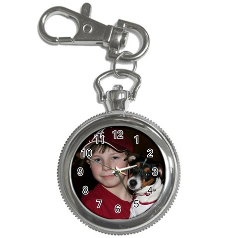 Jacob And Miley Alabama Watch Keychain By Wendy Green   Key Chain Watch   Sgvb360o7ews   Www Artscow Com Front