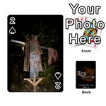 Playing Cards 2 sides - Arx Mortis - Playing Cards 54 Designs