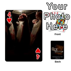 Playing Cards 2 Sides   Arx Mortis By Sheri   Playing Cards 54 Designs   Im757t2ei6pn   Www Artscow Com Front - Heart4
