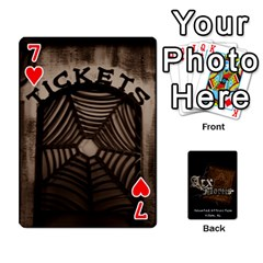 Playing Cards 2 Sides   Arx Mortis By Sheri   Playing Cards 54 Designs   Im757t2ei6pn   Www Artscow Com Front - Heart7