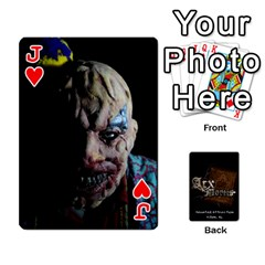 Jack Playing Cards 2 Sides   Arx Mortis By Sheri   Playing Cards 54 Designs   Im757t2ei6pn   Www Artscow Com Front - HeartJ
