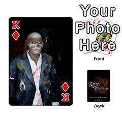 King Playing Cards 2 Sides   Arx Mortis By Sheri   Playing Cards 54 Designs   Im757t2ei6pn   Www Artscow Com Front - DiamondK