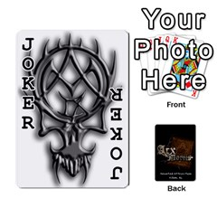 Playing Cards 2 Sides   Arx Mortis By Sheri   Playing Cards 54 Designs   Im757t2ei6pn   Www Artscow Com Front - Joker1