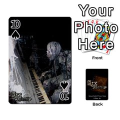 Playing Cards 2 Sides   Arx Mortis By Sheri   Playing Cards 54 Designs   Im757t2ei6pn   Www Artscow Com Front - Spade10