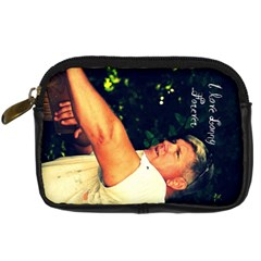 Camera Case By Becky Reynolds Fehr   Digital Camera Leather Case   Pwyiqui324af   Www Artscow Com Front