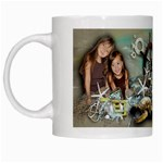 Sophia and Chantal - White Mug