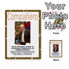 Marrón! By Srlobo   Multi Purpose Cards (rectangle)   Niarj3ju6g3d   Www Artscow Com Front 3
