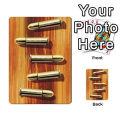 Marrón! By Srlobo   Multi Purpose Cards (rectangle)   Niarj3ju6g3d   Www Artscow Com Back 22