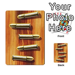 Marrón! By Srlobo   Multi Purpose Cards (rectangle)   Niarj3ju6g3d   Www Artscow Com Back 26