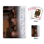 Chantel s Deck of Cards - Playing Cards Single Design