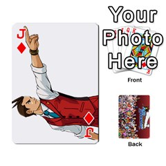Jack Pwcards By Wes   Playing Cards 54 Designs   Mifao410c0wj   Www Artscow Com Front - DiamondJ