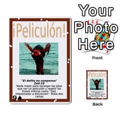 Marrón! 2 By Srlobo   Multi Purpose Cards (rectangle)   4vilkj986l98   Www Artscow Com Front 28