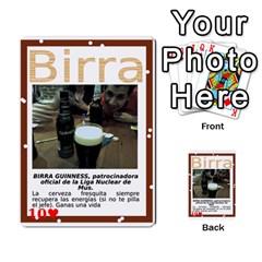 Marrón! 2 By Srlobo   Multi Purpose Cards (rectangle)   4vilkj986l98   Www Artscow Com Front 35