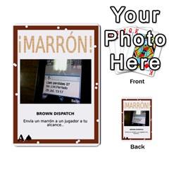 Marrón! 2 By Srlobo   Multi Purpose Cards (rectangle)   4vilkj986l98   Www Artscow Com Front 41