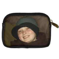 Andrea By Heather Parsons   Digital Camera Leather Case   3md21n8i2zk4   Www Artscow Com Back