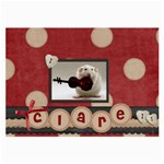 CLARE CLOTH - Large Glasses Cloth