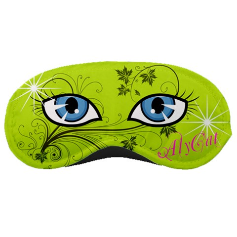 Aly1 By Crystal    Sleeping Mask   4599oetiovar   Www Artscow Com Front