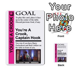 Ad Fluxx By Boanarrow   Multi Purpose Cards (rectangle)   Zcoqvqhecn22   Www Artscow Com Front 1