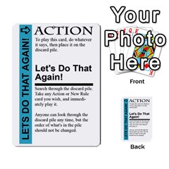 Ad Fluxx By Boanarrow   Multi Purpose Cards (rectangle)   Zcoqvqhecn22   Www Artscow Com Front 52